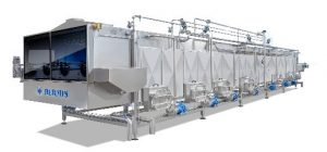 Used Tunnel Pasteurizer