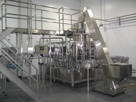 rebuilt packaging machine