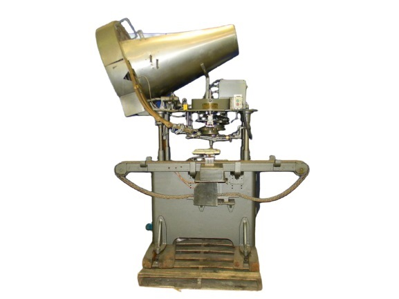 Used Resina LC-120 Capper