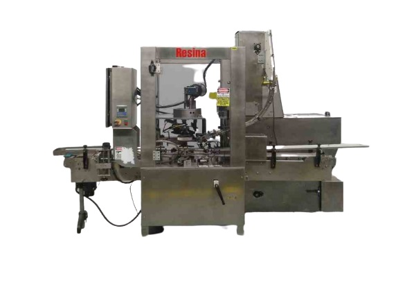 Used Resina NRS51 Capper