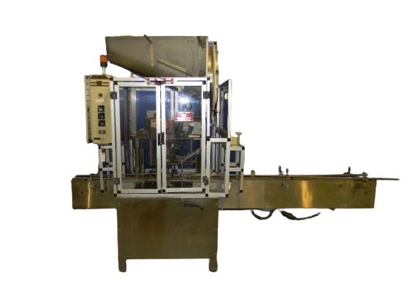 Used Resina S30 Capper