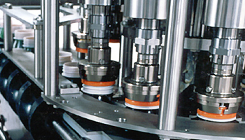 Rotary Chuck Capping Machinery