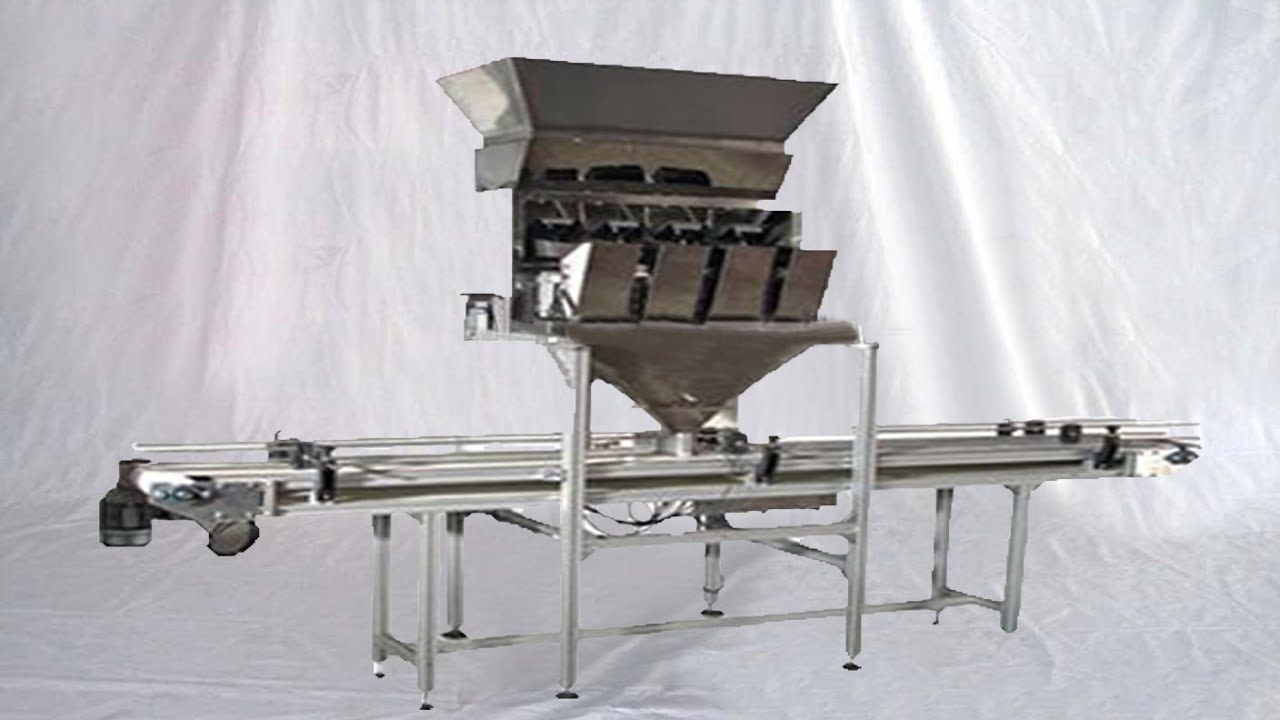 Used Scale Solids Filler