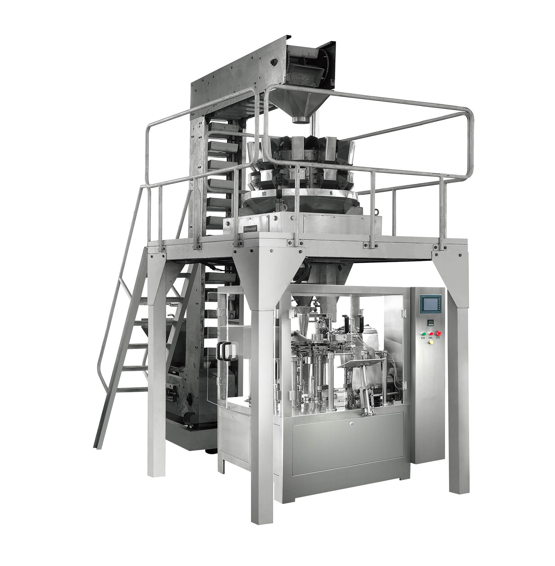 Solids Filling Equipment