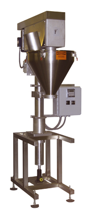 Semi-Automatic Stand-Alone Auger Filler