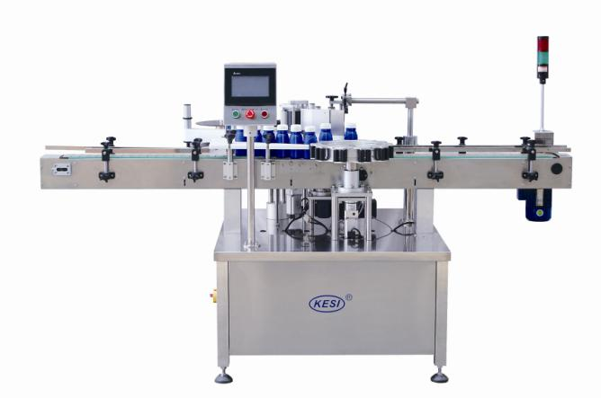 Front and Back Labeler