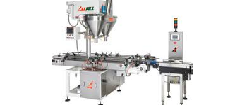 Twin Head Auger Filler