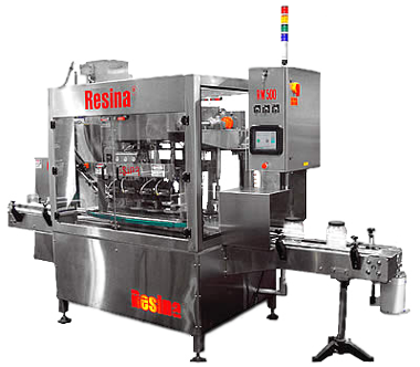 Used Resina RW500 Capper