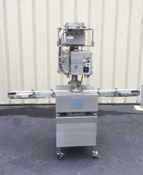 West Machine Style Pharmaceutical Capper Machine