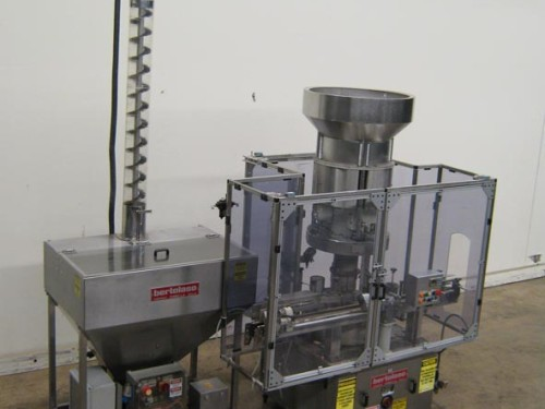 West Machine Style Pharmaceutical Capper System